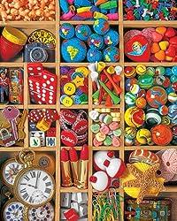 Tiny Treasures 2000 Piece Jigsaw Puzzle