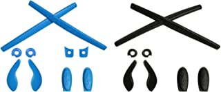 HKUCO Replacement Silicone Leg Set For Oakley Juliet Ear Socks Rubber Kit
