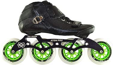 Atom Pro 4 Wheel Outdoor Inline Skate Package