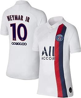 FC Kits PSG 2019/2020 Neymar JR #10 Away Jersey Paris Saint-Germain Soccer Jersey