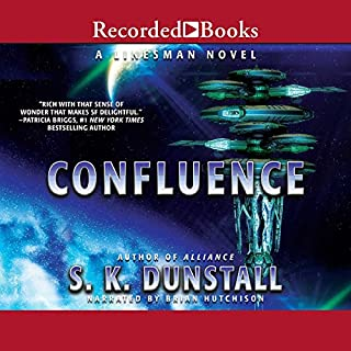 Confluence audiobook cover art