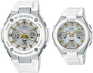 [カシオ] 腕時計 ジーショック×ベビージー ペアセット G-STEEL & G-MS GST-W300-7AJF / MSG-W100-7A2JF