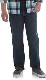 Wrangler Blue Royal Indigo Boys US Size 12 Athletic Fit Denim Jeans