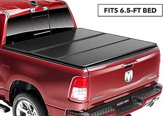 Rugged Liner E-Series Hard Folding Truck Bed Tonneau Cover   EH-D6509   fits 09-19 Dodge Ram 1500/2500/3500 & 19 Classic, 6'5