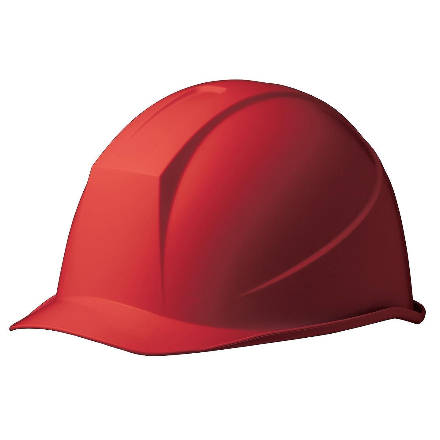 ミドリ安全 ヘルメット 一般作業用 電気作業用 SC11B RA KPなし レッド
