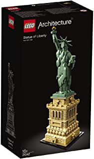 LEGO Architecture Statue of Liberty for age 16+ years old 21042