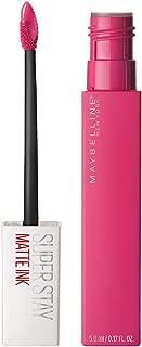 Maybelline SuperStay Matte Ink Liquid Lipstick, Romantic, 0.17 Fl Oz, 1 Count