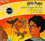 Harry Potter et la Coupe de Feu CD - Gallimard Jeune - 26/10/2007