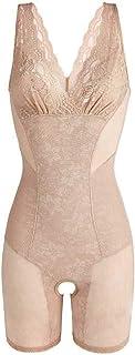 JTKDL بودي شاكل، ملابس داخلية لتشكيل الجسم للنساء، ملابس داخلية مشدودة على البطن ترفع المؤخر، مشد خصر عالٍ للتدريب البطن ل...