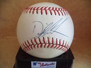 Dwight Gooden Signed Baseball - Doc N l W coa - Autographed Baseballs