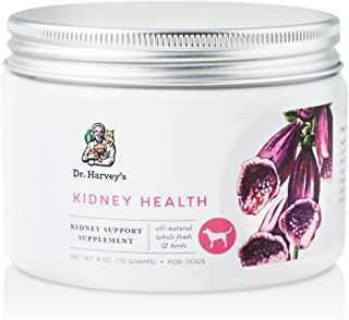 Dr. Harvey's Kidney Health Kidney Support Supplement for Dogs (4 Ounces)