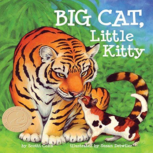 Big Cat, Little Kitty                   By:                                                                                                                                 Scotti Cohn                               Narrated by:                                                                                                                                 Donna German                      Length: 6 mins     Not rated yet     Overall 0.0