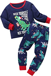 Ropa Bebé Niña Conjunto Niña Pantalon y Top para Fiesta - Recien Nacido Mamelucos de Manga Larga de Caballo Arcoiris de Impresión Lindo Otoño Trajes de 2 Piezas
