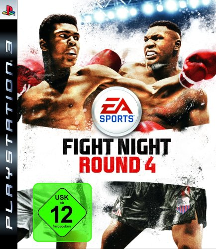 Electronic Arts Fight Night Round 4, PS3 - Juego (PS3, PlayStation 3, Deportes, T (Teen))