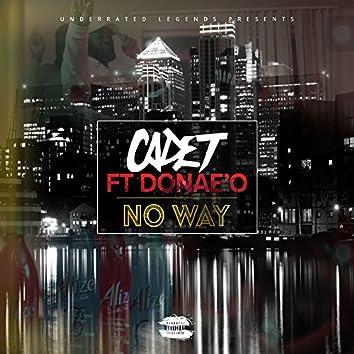 No Way (feat. Donae'o)