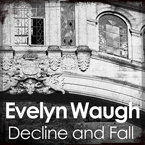 Decline and Fall audiobook cover art