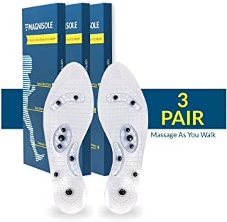 Best magnetic reflexology insoles Reviews