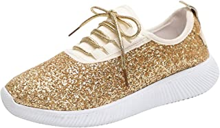 Femmes Baskets Mode Minceur Chaussures De Sport Running Jogging Marche Plate-Forme Chaussure à Lacets éTé Pas Cher Soldes ...