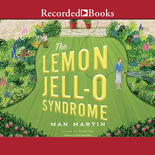The Lemon Jell-O Syndrome audiobook cover art
