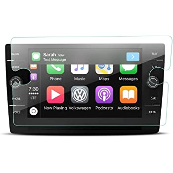 Screen Protector Foils for 2018-2020 Tiguan Navigation Display Anti-Explosion Tempered Glass 9H Hardness Anti Glare /& Scratch HD Clear LCD GPS Touch Screen Protective Film 6.5In