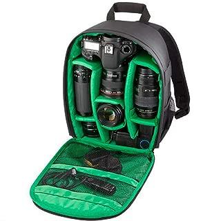 Professional Multi fonctionnelle /étanche cam/éscope Combinaison Sac antichoc SLR//DSLR Camera Sac de rangement Sac /à dos pour Canon EOS 1100d et EOS 1200d et EOS 1300d