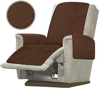 Gris Nati Housse de fauteuil imperm/éable Housse /élastique pour fauteuil TV Housse de fauteuil extensible pour fauteuil /à oreilles Doux