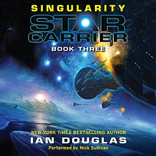 Singularity audiobook cover art