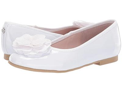 Nina Kids Estela (Little Kid/Big Kid) (White) Girls Shoes
