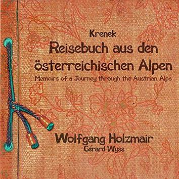Krenek: Reisebuch aus den österreichischen Alpen; Fiedellieder