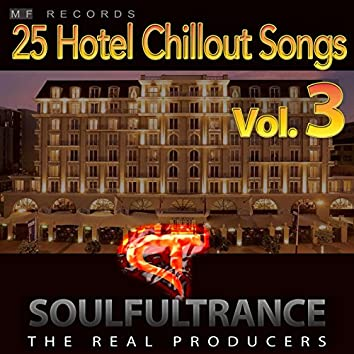 25 Hotel Chillout Songs, Vol. 3