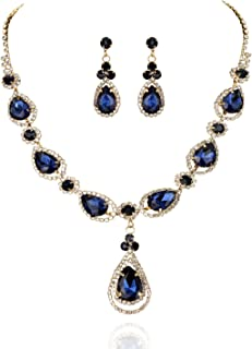 Best statement necklace for navy blue dress Reviews