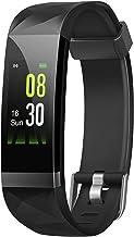 Letsfit Fitness Tracker HR, Activity Tracker Color Screen, hartslagmonitor, slaapmonitor, stappenteller, calorieënteller, ...