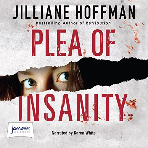 Plea of Insanity audiobook cover art