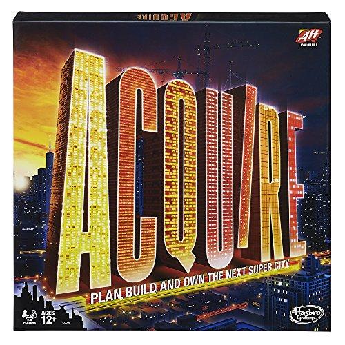 Avalon Hill - C0096 Acquire Revised (Inglés)