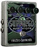 electro-harmonix 68327401127 1 Superego Pedal - Pedal multiefecto para guitarra, color plateado