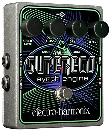 Electro Harmonix Superego Synth Engine Guitar...