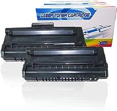 Inktoneram Compatible Toner Cartridges Replacement for Samsung ML-1710 ML1710 ML-1710D3 ML-1710 ML-1710B ML-1710D ML-1710P ML-1740 ML-1750 ML-1755 ML-1500 ML-1510 ML-1510B (Black, 2-Pack)