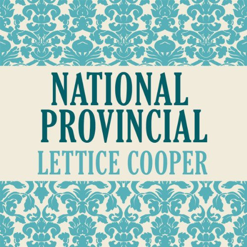 National Provincial cover art