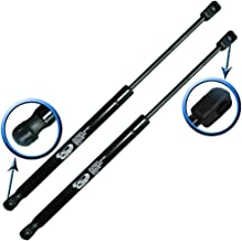 Two Rear Hatch Hatchback Liftgate Trunk Gas Charged Lift Supports for 2012-2015 Ford Focus Hatchback. Left or Right Side. LSC-0373-A-2