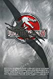 PremiumPrints - Jurassic Park III Movie Poster Glossy Finish Made in USA - MOV296 (24' x 36' (61cm x 91.5cm))