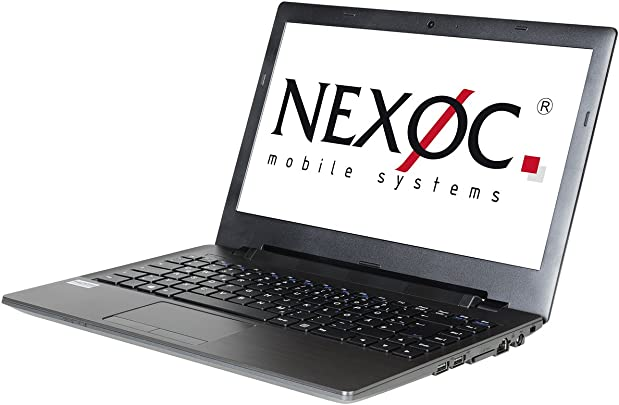 Nexoc 1362694 B303 Laptop  1000GB  16GB Intel  schwarz