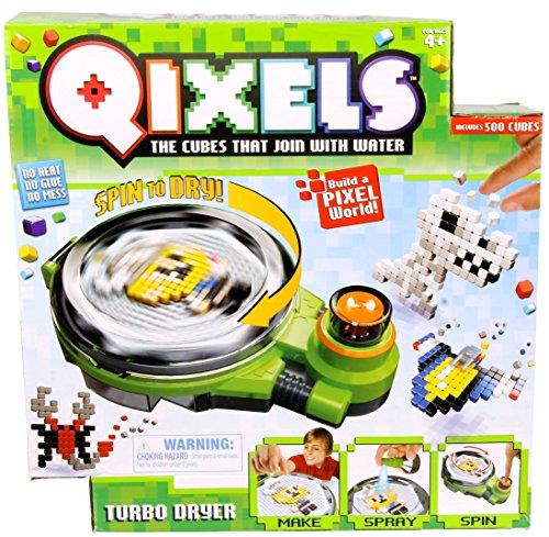 Qixels - 33592 - Sèche-Turbo