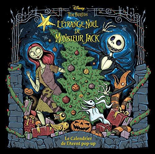 L'Etrange Noel de Monsieur Jack : Le calendrier de l'avent pop-up