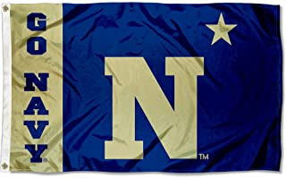 College Flags and Banners Co. US Navy Midshipmen Vegas Gold Flag