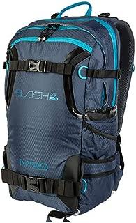 Bbwjsh Ski Skateboard Shoulder Computer Multi-Function Bag Street Double Board Backpack Mountaineering Outdoor Sports Bag 25L (Color : 4)