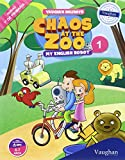 Vaughan Holidays 1º de Primaria: Chaos at the Zoo - 9788415978824