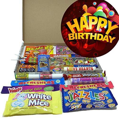 25 Stücke Kraftpapier Candy Bar Taschen Party Geburtstag Geschenk Popcorn
