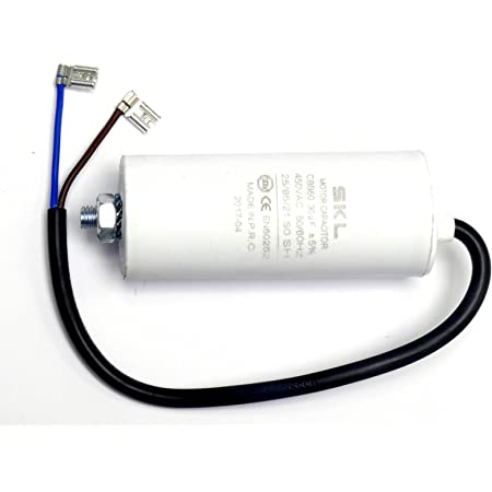 Mkp Motorkondensator 30uf Kondensator 30 0µf 450vac Elektronik