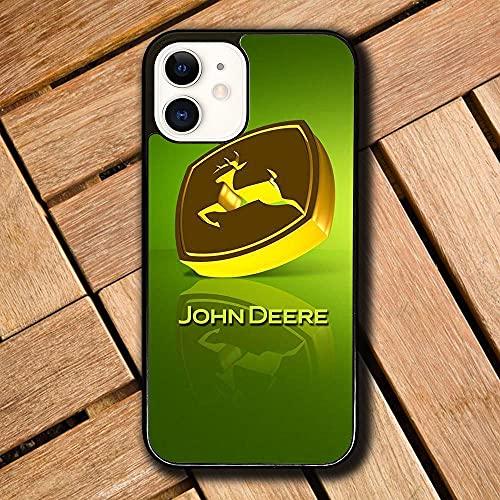 WSSBK Cover iPhone 6/Cover iPhone 6S Custodia Morbida per Telefono in Silicone Nero Jo-HN D-EER-E Gol-D Log S-366