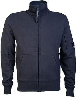 C.P. Company Mens Zip Up/Button Cardigan Hoody Sweatshirt MSS045A 005086W